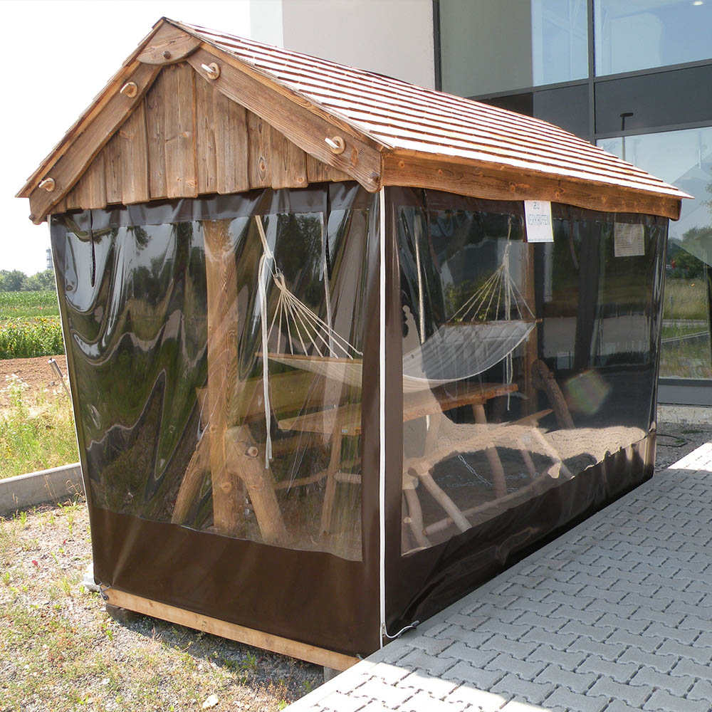 Gartenhütte Metamorphose